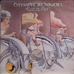 Olympic Runners - Hot To Trot - Complete LP