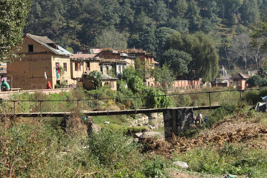 Panauti - Népal