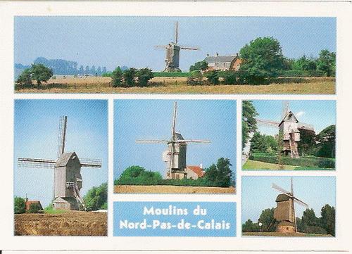 Le Nord, en cartes postales...