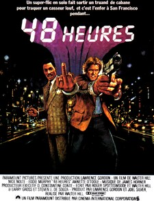 48 heures BOX OFFICE FRANCE 1983