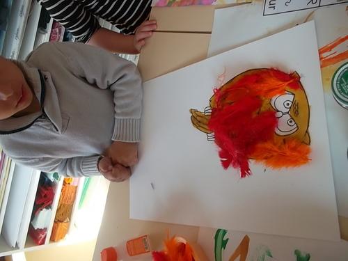 """Qielques animaux pour notre fresque """"le piano des bois"""""""