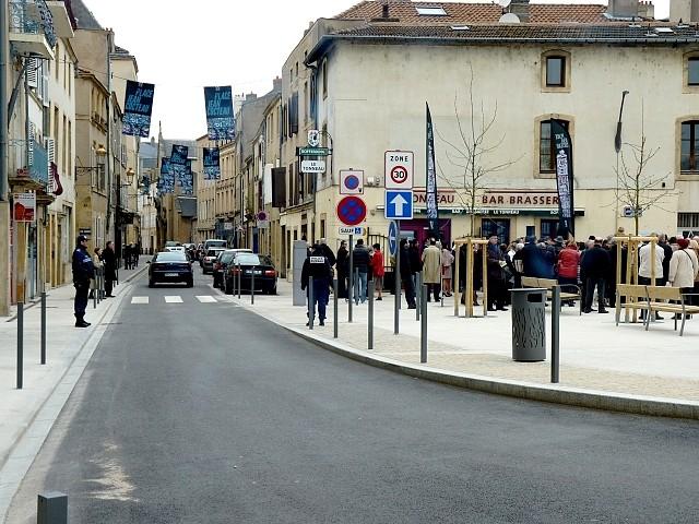 Place Jean Cocteau Metz 13 Marc de Metz 22 04 2013