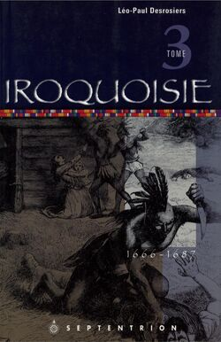 Lecture en cours : Iroquoisie Tome 3