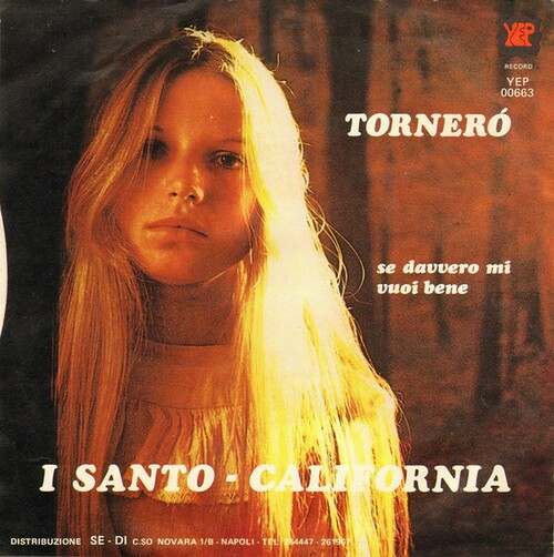 I Santo California - Tornero 02