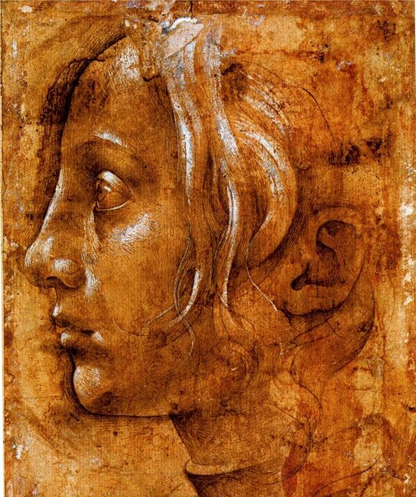 3.Renaissance italienne /  Dessins magiques ...