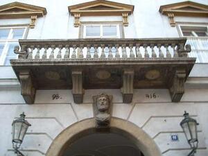 Prague - De Mustek à Narodni