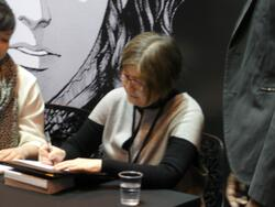 Corotzilla au salon du livre (3)