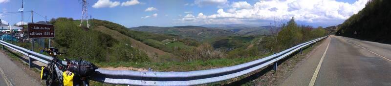 17 mai Camino Françès
