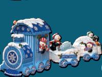 *** Train de Noël ***