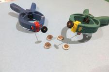 Photo 17: Mise en forme des roues
