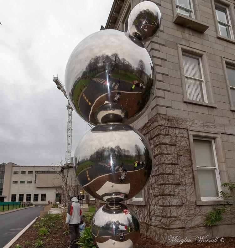 Irlande : Dublin Trinity Collège