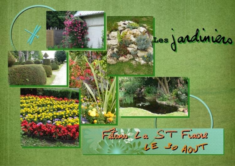 Un Saint Jardinier .. Saint Fiacre