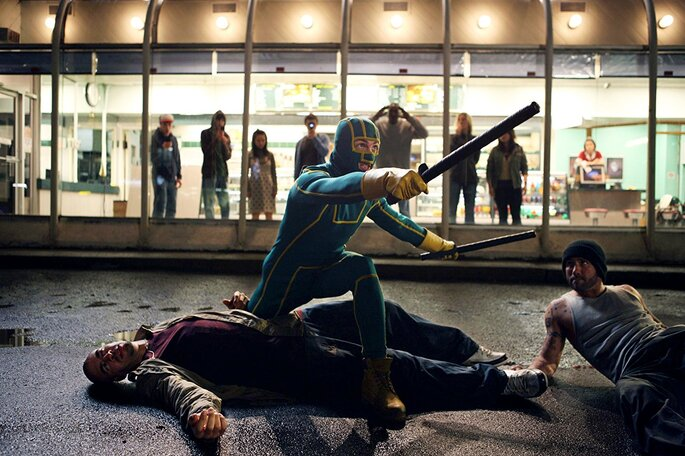 [UHD Blu-ray] Kick-Ass