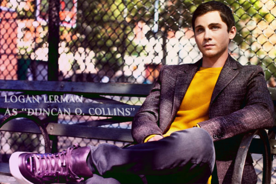 Logan Lerman King Rising