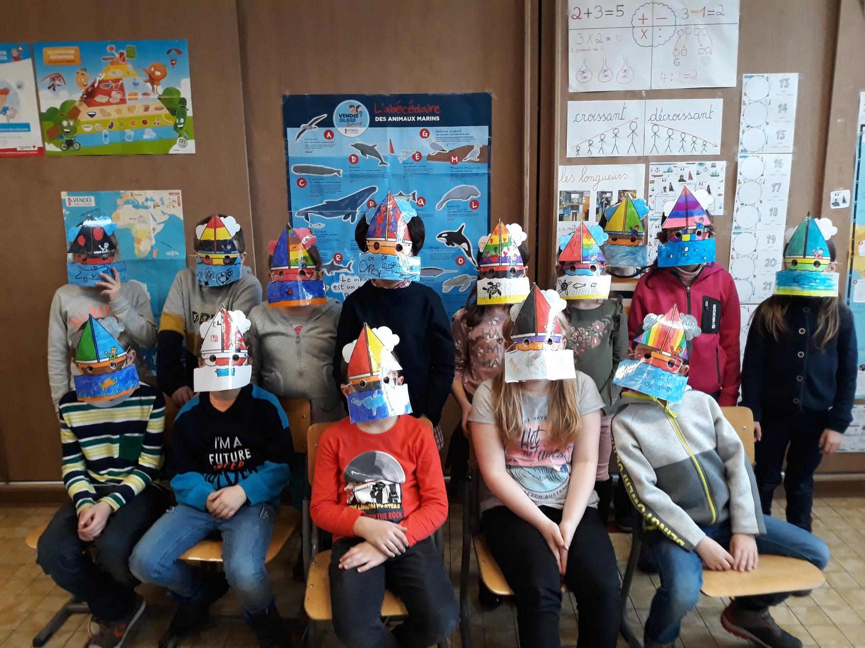 masques VG