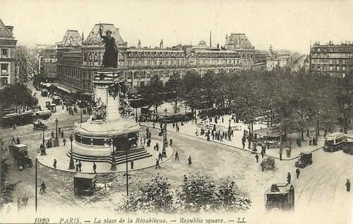 Cirque d' Hiver , Place de la République