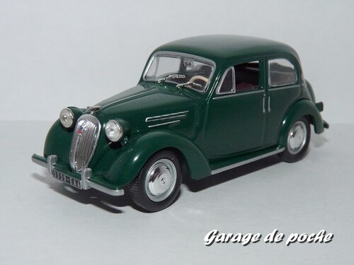 Simca 8 berline 1950