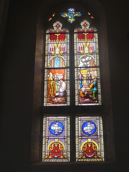 L'Eglise de Leuglay