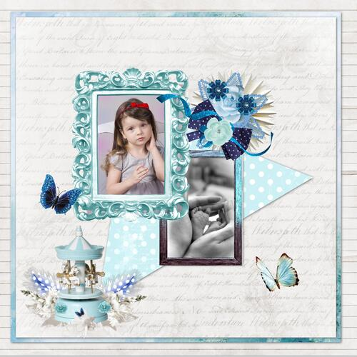 Pack de template 11 d'IdaPassion et mes pages