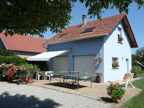 Gite à Oberhergheim, dans le Haut Rhin