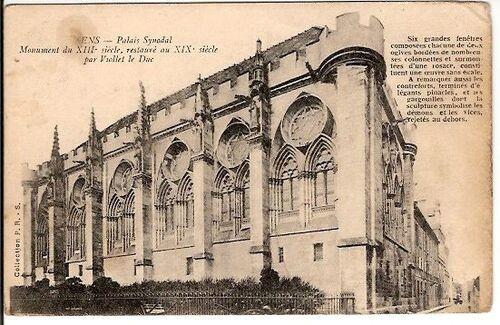La cathédrale Saint-Etienne de Sens à 850 ans