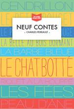 Neuf contes de Charles Perrault, un livre pour l'été 2011