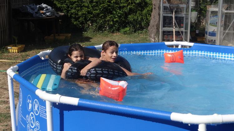 Les Vacances D'Ethan et d'Enora