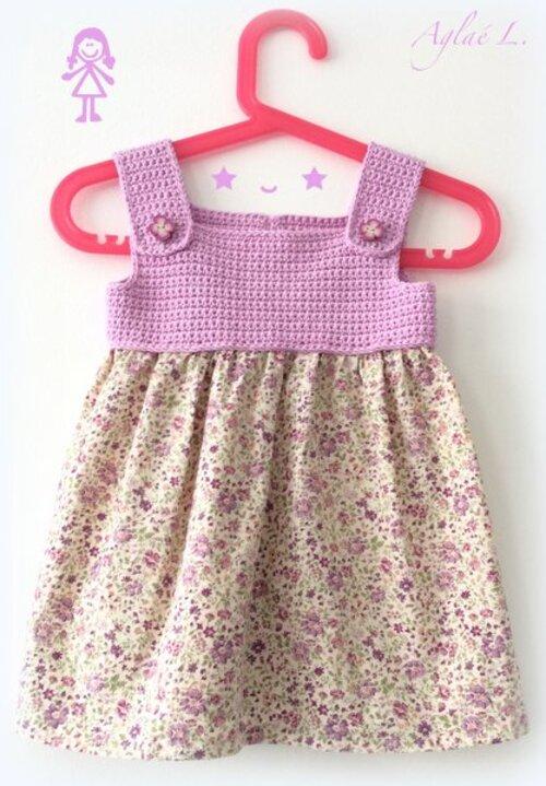 Une nouvel ensemble robe pochon