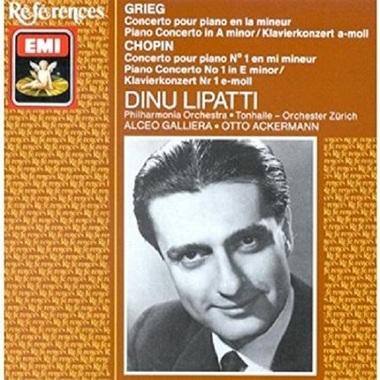 Edvard Gried, Concerto pour piano et orchestre