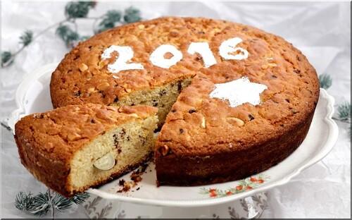 Le gâteau des Rois en Grèce la Vassilopita mangée le 1er janvier