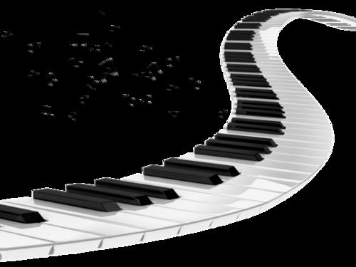 Tubes d'instrument de musique en png