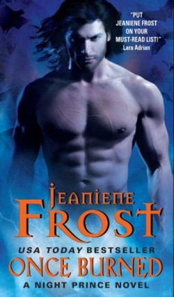 Once Burned, de Jeaniene Frost