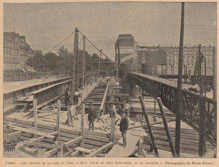 le pont Saint-Ange 1895