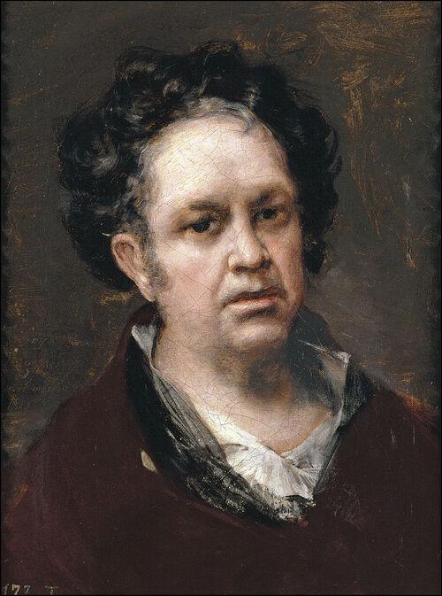 Goya,le désenchanté