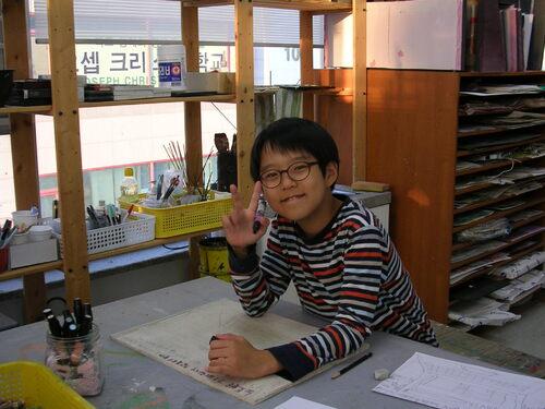 preparation pour nouvelle gravure
