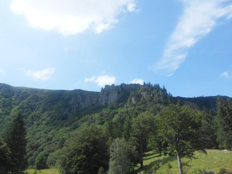Vosges- le cirque de Frankenthal