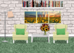 Sunflowers Room - Amajeto