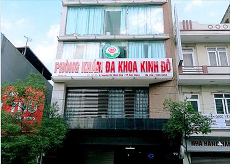 Phòng khám Kinh Đô hỗ trợ tiêm HPV hiệu quả
