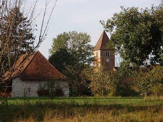 Sainte Croix en Bresse