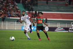 MCA-Dhofar Club 1-0