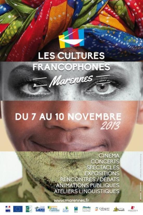 Les cultures francophones de Marennes