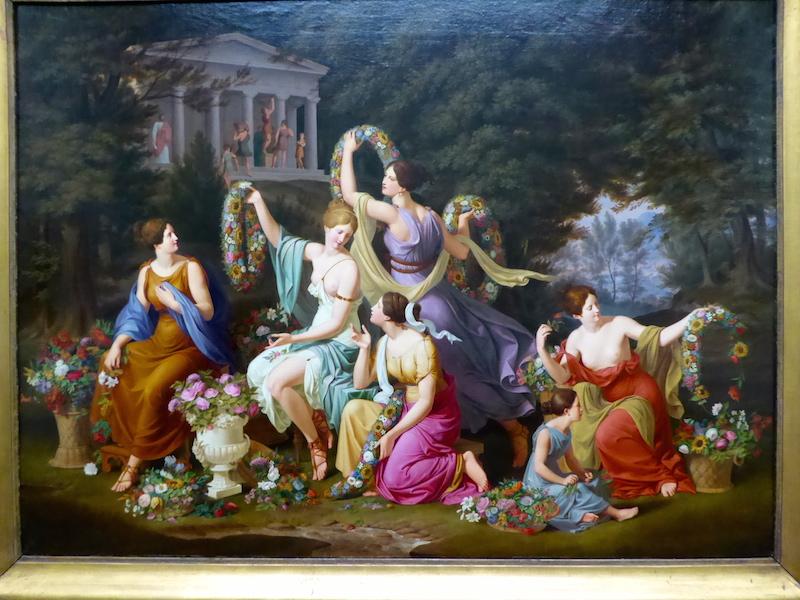 Bonne Année 2018 à l'Alte Galerie toujours en pause.