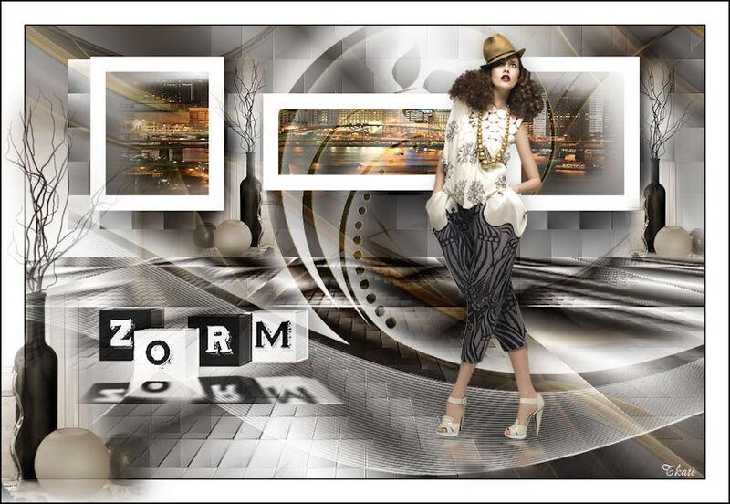 Zorm by Athenais