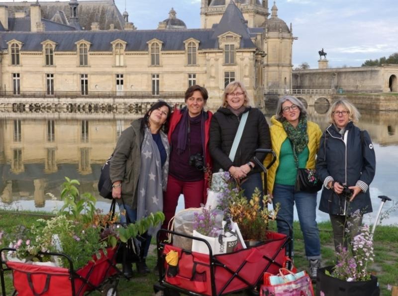 Journées des Plantes de Chantilly : voyage au royaume des collections, des belles plantes et des petits trésors...