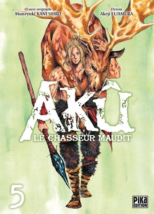 Akû le chasseur maudit - Tome 05 - Muneyuki Kaneshiro & Akeji Fujimura