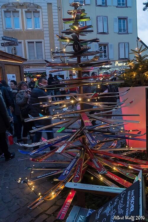 Colmar, un marché de Noël (2)