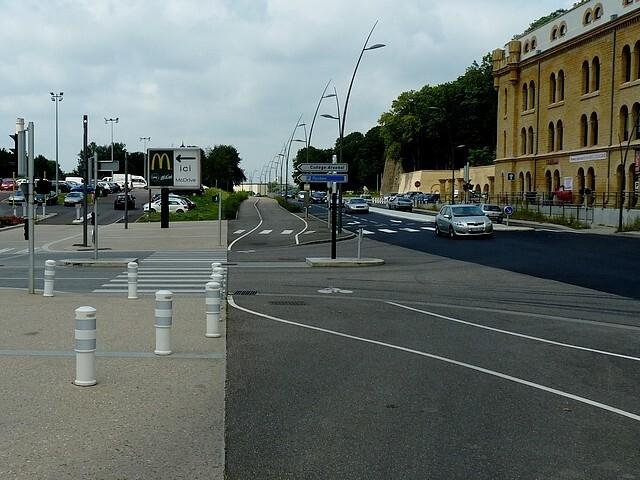 Boulevard de Trêves Metz 9 Marc de Metz 09 08 2012