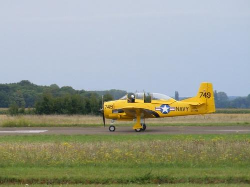 Le meeting aérien de Pouilly en Auxois, vu par Nicole Prévost...