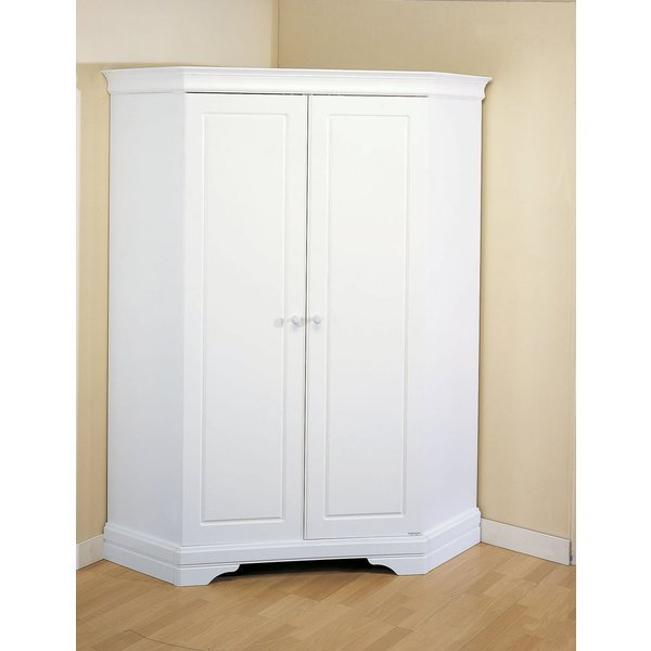 armoire d 39 angle rdsstand. Black Bedroom Furniture Sets. Home Design Ideas