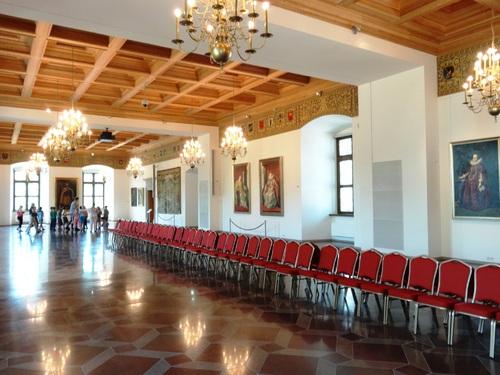 Vinius: le palais du Grand_duçé de Lituanie
